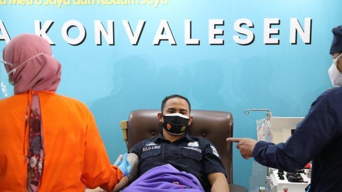 Keterbatasan Alat, UTD PMI Kota Bekasi Hanya Layani Lima Pendonor Plasma Konvalesen Dalam Sehari