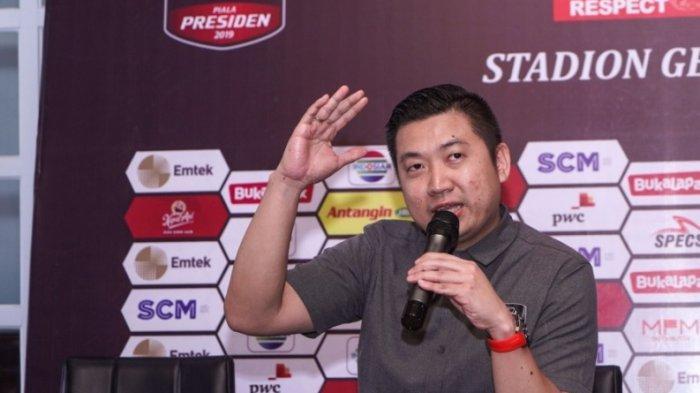 Evaluasi Final Piala Presiden 2019 Leg Pertama, Aksi Lempar Botol Suporter Jadi Catatan