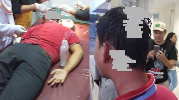 Anggota TNI Dikeroyok Simpatisan PDI Perjuangan, Bagian Kepala Sobek Hingga Dijahit 7 Jahitan