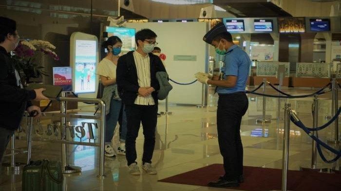 Bandara Soekarno Hatta Kembali Layani Penerbangan Komersil