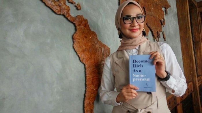 Angkie Yudistia Luncurkan 'Become Rich As a Socio-preneur' Jadi Kaya dengan Menjadi Sociopreneur