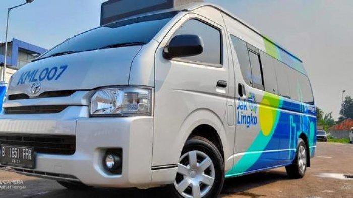 Transjakarta Luncurkan Angkutan Kota Mikrotrans Rute Tanah Abang-Kota, Gratis Selama 6 Bulan
