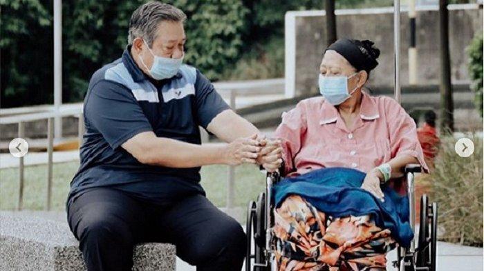 Sabtu Ini, Ani Yudhoyono akan Dimandikan dan Disalatkan di Kedubes Indonesia di Singapura