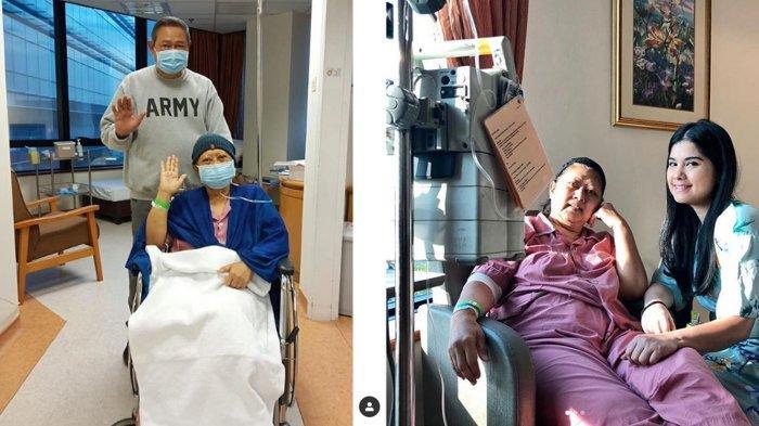 Peringati Hari Kanker Sedunia, AHY Ingatkan Semangat Ani Yudhoyono Dalam Melawan Kanker Semasa Hidup