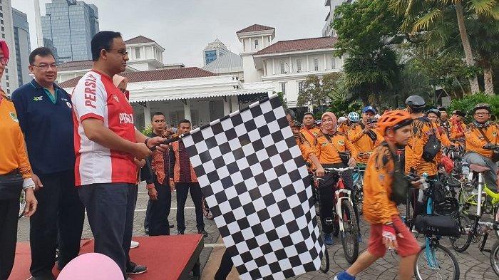 Gubernur Anies Baswedan Harap Timnas U-23 Indonesia Tekuk Vietnam di Final SEA Games 2019