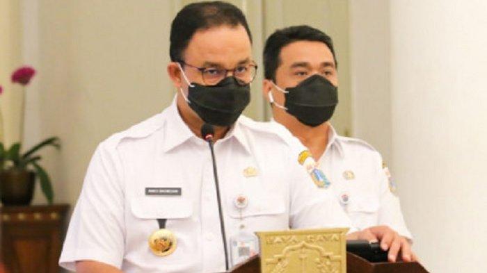Klaim Sudah Disetujui Pemerintah Pusat, Ini Alasan Anies Baswedan Tak Lakukan Lockdown Akhir Pekan