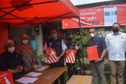 Anies Apresiasi Kontribusi Bank DKI Sediakan Mobil Vaksin Covid-19 Keliling
