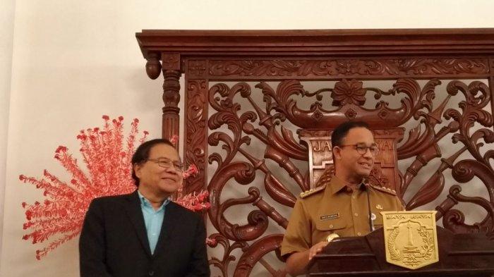 Kata Rizal Ramli, Cuma Dia dan Anies Baswedan yang Bisa Kalahkan Jokowi