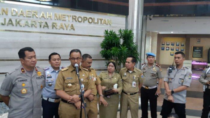 Anies Baswedan Geser Perayaan HUT Jakarta ke Tanggal 8 Juli