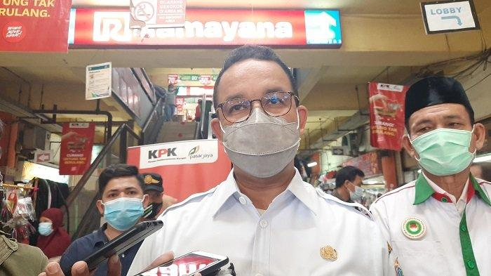Anies Baswedan Minta Warga Patuhi Protokol Kesehatan selama Libur Lebaran