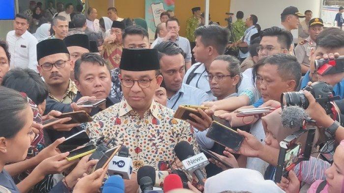 Tak Penuhi Undangan Komisi V DPR Bahas Banjir, Anies Baswedan: Kirim Wakil, Bukan Tidak Hadir