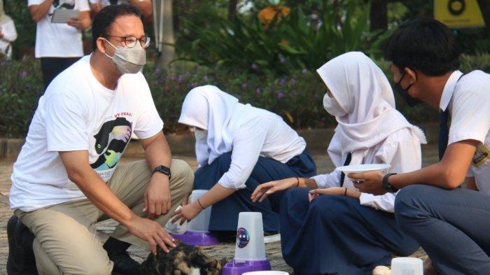 Peringati Hari Rabies Sedunia, Anies Ingin Jakarta Sehangat Kasih Ibu Kandung