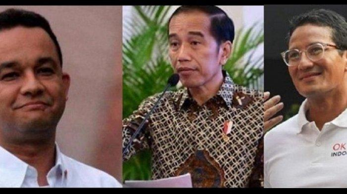 Kabar Jokowi Dukung Sandiaga Uno Capres 2024, Anies Baswedan: Kami Ini Lagi Ngurusin Jakarta