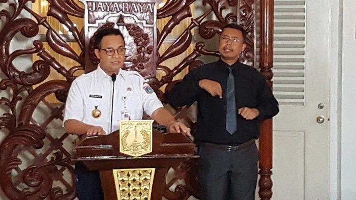 PSBB DKI Jakarta, Anies Baswedan Tidak Menggelar Open House Idul Fitri 1441 Hijriah