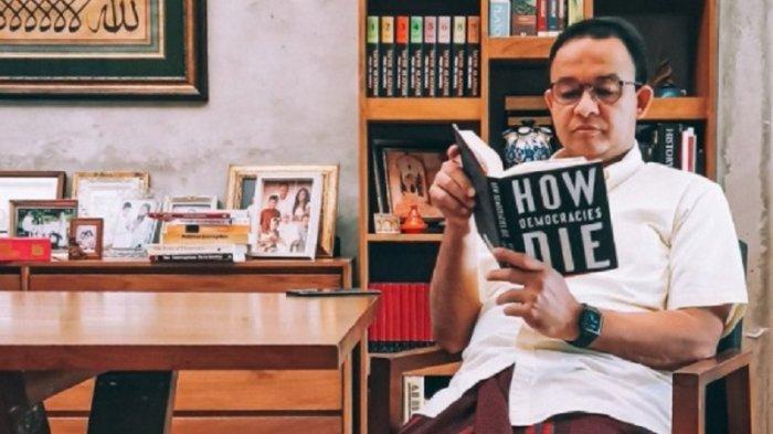 Kegiatan di Jakarta Disetop Pukul 21.00, Anies Baswedan Minta Pengelola Usaha Tidak Ambil Keuntungan