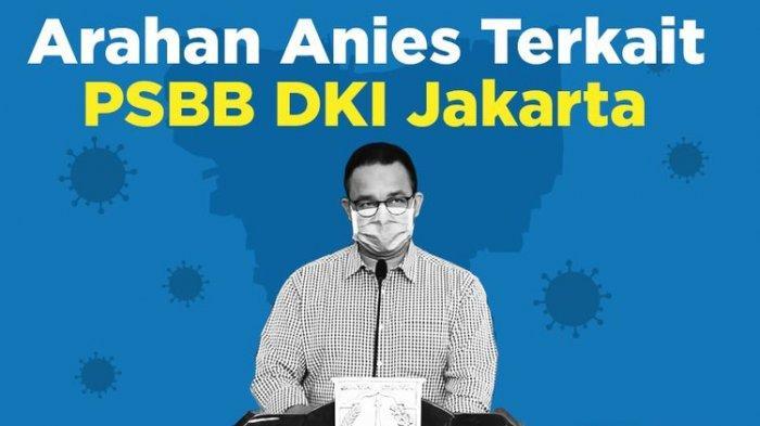 Psbb Jakarta 14 September 2020 Berikut Ini Daftar Sanksi Protokol Kesehatan Hingga Pemakaian Masker Warta Kota