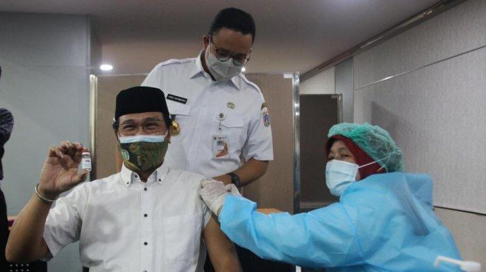 Belasan Ribu Tokoh Agama di Jakarta Utara Telah Jalani Vaksinasi Covid-19, Begini Harapan Kasudinkes