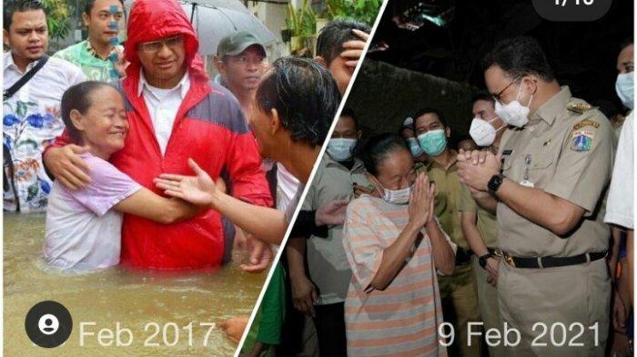 PSI Tuding Anies Baswedan Gagal Susun Prioritas Kerja dan Anggaran Penanggulangan Banjir Jakarta