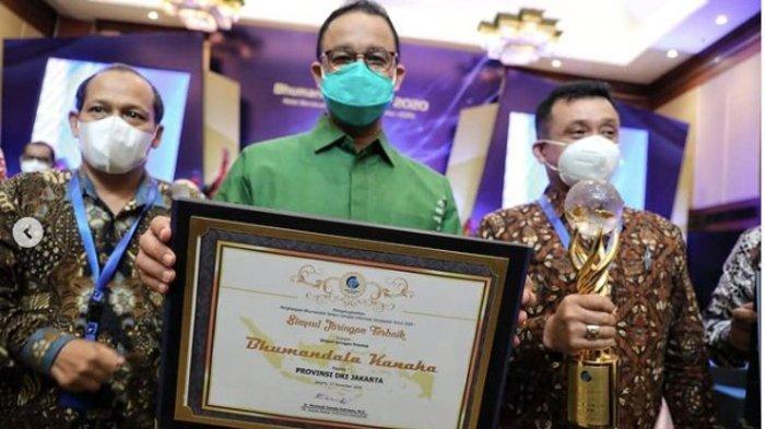 BREAKING NEWS: Gubernur DKI Jakarta Anies Baswedan Positif Terpapar Covid-19, Setelah Wagub Ariza