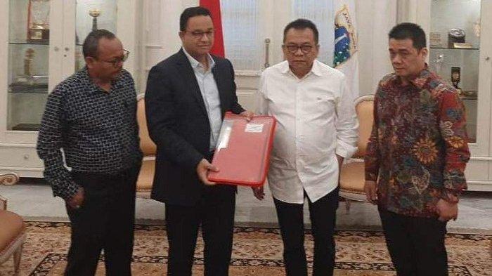 81 dari 100 Anggota DPRD Pilih Ahmad Riza Patria Jadi Wakil Gubernur DKI Jakarta, 2 Suara Tidak Sah