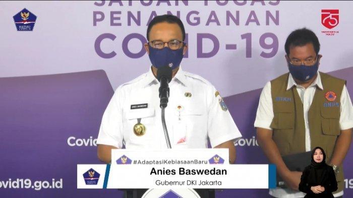 Bioskop di Jakarta Dibuka Dalam Waktu Dekat, Anies Baswedan: Pengunjung Bioskop Tidak Boleh Bicara