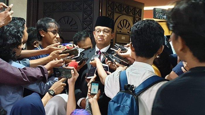 Pasca Granat Asap Meledak di Monas, Anies Baswedan Yakin Jakarta Aman: Secara Umum