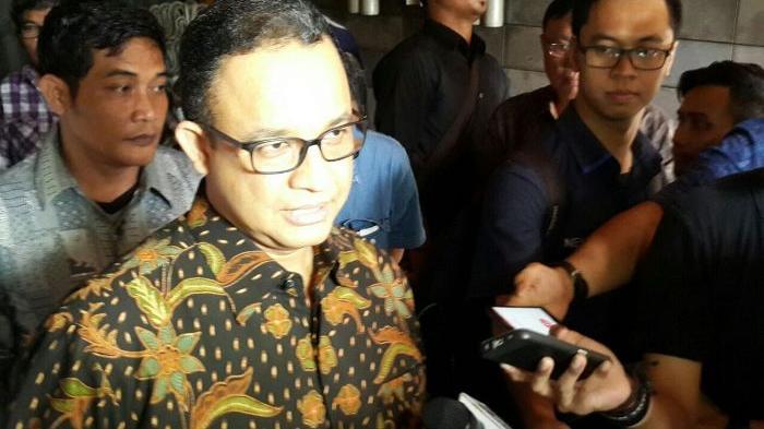 Setelah Diskusi di Masjid, Anies Ungkap Alasan Akhirnya Maju Menjadi Cagub DKI Jakarta