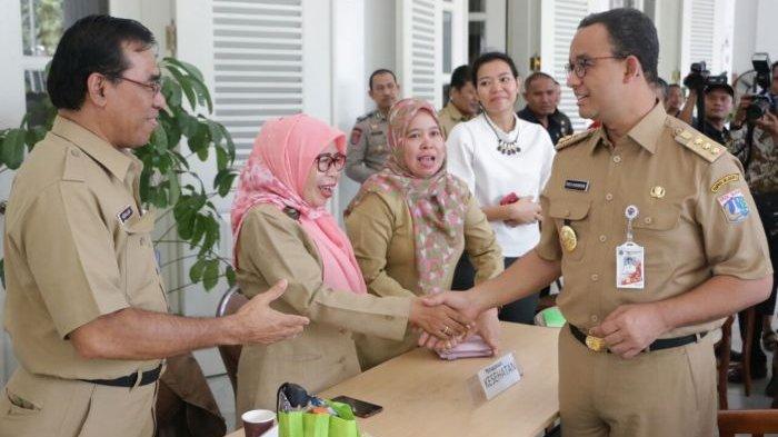 Mau Jadi Anak Buah Anies Baswedan, Cepat Daftar di CPNS DKI Ada 3958 Formasi