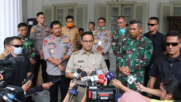 Anies Baswedan Bilang Jakarta Sudah Dua Pekan Lebih Duluan Lakukan Pembatasan Sosial Berskala Besar