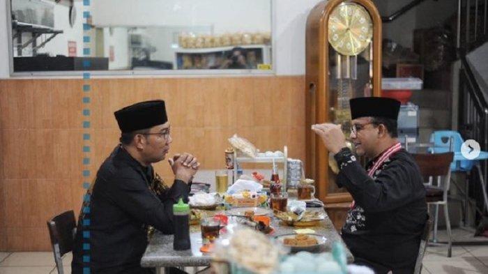 Berita Populer Pertemuan Anies-Ridwan Kamil, Rusuh Ujicoba Persita, RSUD Pasar Minggu Bludak