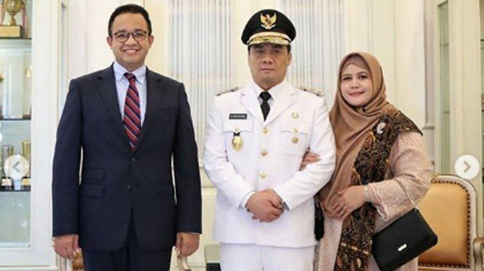 Wagub DKI Sesalkan Pras Nilai Miring Cawalkot Jakarta Selatan Pilihan Anies Baswedan