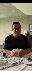 Anies Baswedan Minta Warga Jakarta Tetap di Rumah Biar Nggak Menyesal Tertular Virus Covid-19