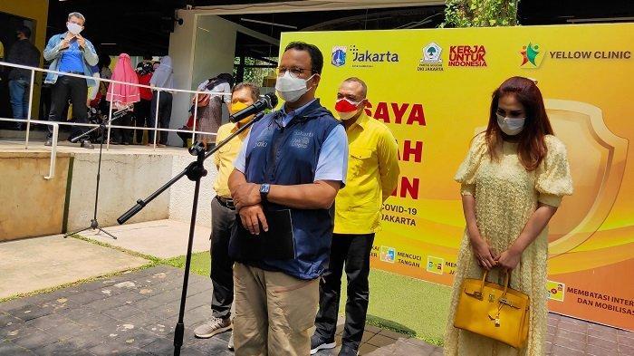 ANIES Klaim Belum Ada Laporan Penularan Covid-19 Selama 5 Hari PTM di Jakarta