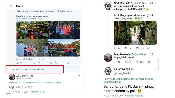 Anies Baswedan Kena Prank Warganet, Puji Potret Gang Penuh Tanaman Ternyata Ada di Bandung