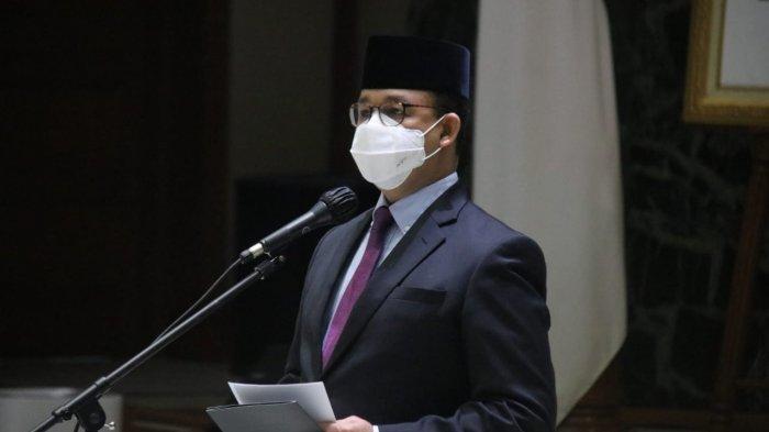 Gubernur Anies Baswedan Tunjuk Indra Sukmono Arharrys sebagai Plt Dirut Sarana Jaya