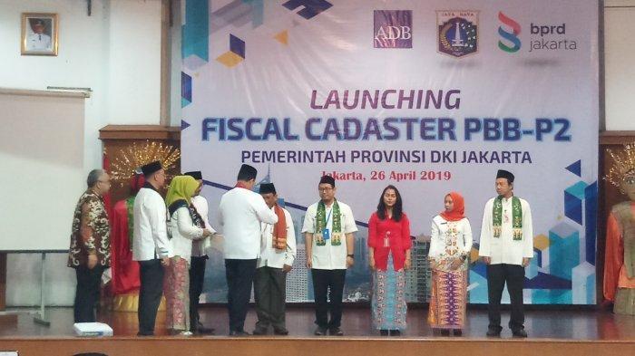 Gubernur Anies Luncurkan Program Fiscal Cadaster untuk Mengukur Tanah dan Bangunan di Ibu Kota