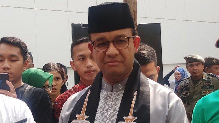 Gubernur DKI Jakarta Anies Baswedan Puji Instruksi dan Arahan Presiden Jokowi, Ini Alasannya