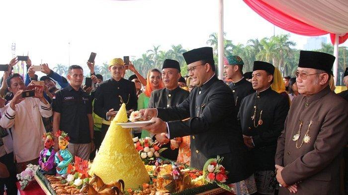 HUT DKI Jakarta ke-492, Kata Anies Ibu Kota Bakal Berkeadilan