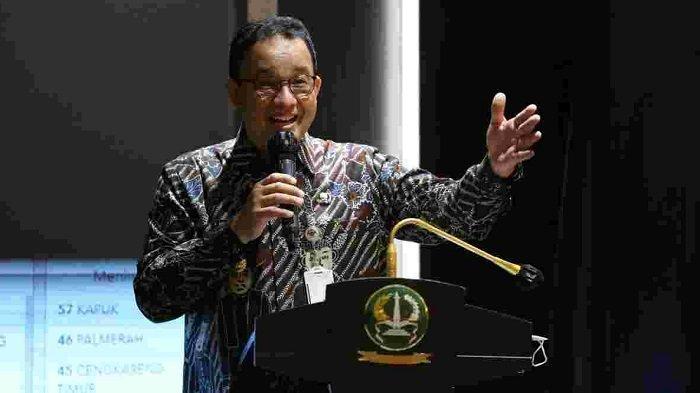 Anies Baswedan Tunda Jadwal Vaksinasinya, Beralasan Belum Genap 3 Bulan Sembuh dari Covid-19