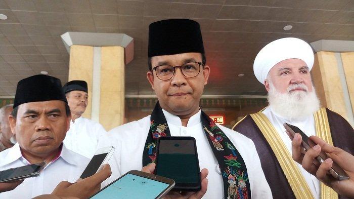 Soal Pendidikan DKI Jakarta, Anies Gandeng Guru Besar Asal Suriah