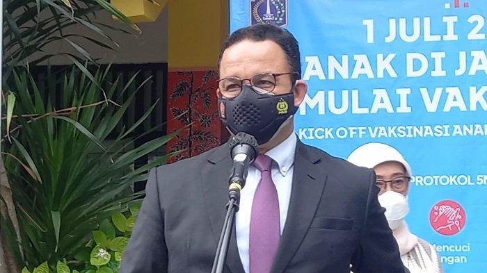Perda Direvisi, Anies Baswedan Usul Pelanggar Masker Berulang Dipidana Kurungan Maksimal Tiga Bulan