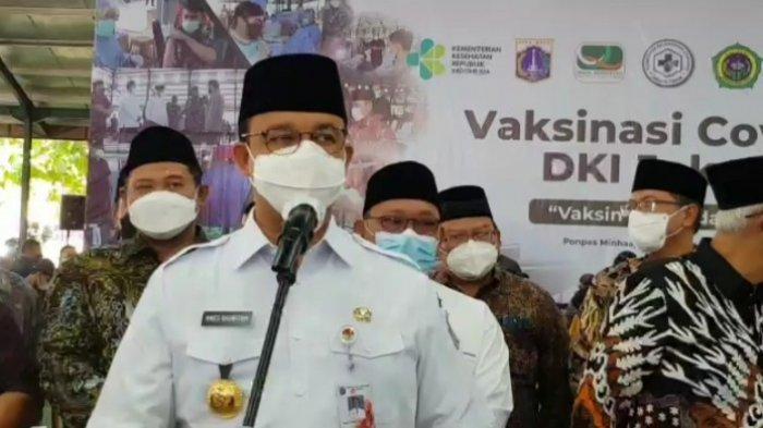 Anies Baswedan Ajukan Nama Yani Wahyu dan Munjirin jadi Calon Wali Kota Jakbar dan Jaksel