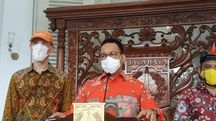 Anies Apresiasi Eki Pitung yang Hadirkan 25 Sultan-Raja Nusantara saat Peringatan HUT Kota Jakarta