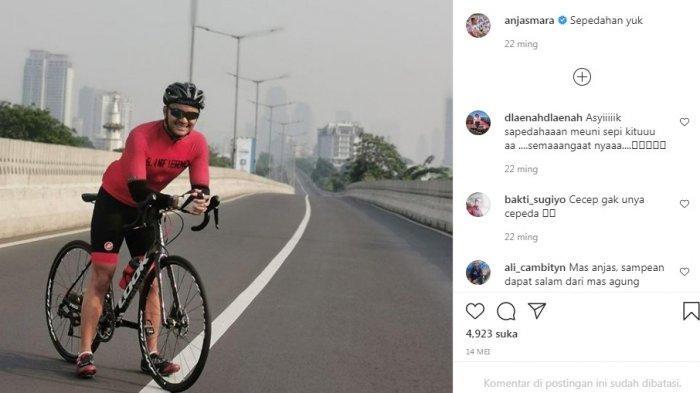 Dibegal Saat Bersepeda di Jalan Jenderal Sudirman, Anjasmara CT Scan hingga Tubuhnya Diketoki Palu
