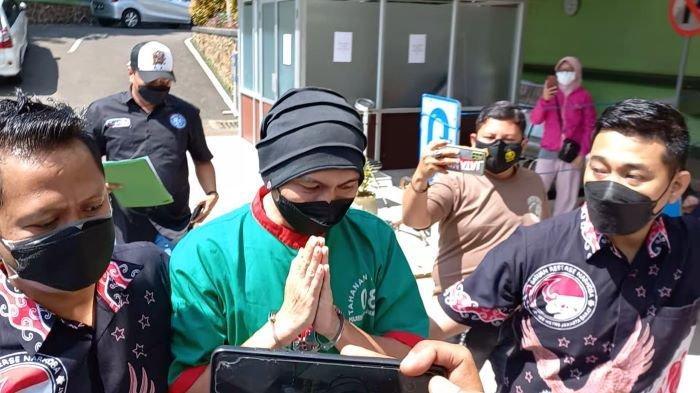 Anji Manji Minta Maaf Sebelum Jalani Rehabilitasi di RSKO Cibubur, Sesali Kesalahannya Pakai Ganja