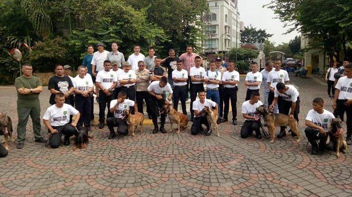 Hendropriyono Bilang Anjing Peliharaan yang Siap Ia Pinjamkan Tak Mau Lepas Gigitan Jika Menyerang