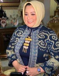 Anna Mariana : Tenun Warisan Budaya Leluhur Kebanggaan Indonesia