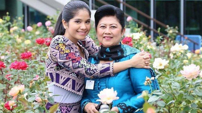 Annisa Pohan Kembali Menangisi Ani Yudhoyono, Teringat Pesan dan Momen Kenangan Bersama