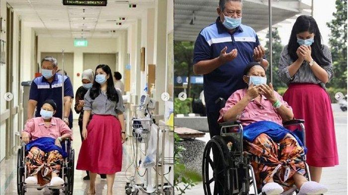 SBY Nyaris Tak Pernah Tinggalkan Bu Ani, Bahkan Belum Mau Temui Tamu Saat Kondisi Istri Memburuk