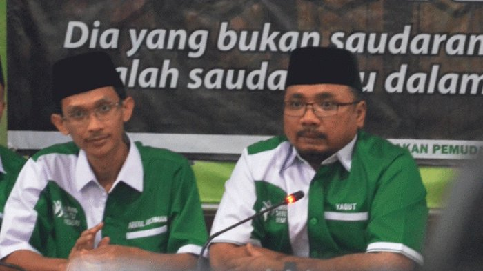 Ketua Umum PP GP Ansor: Ada Upaya Sistematis Kibarkan Bendera HTI